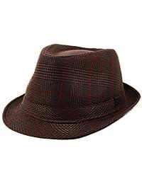 e4fba16884f Amazon.co.uk: Fedoras & Trilby Hats - Hats & Caps: Clothing