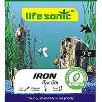 IndieFur Lifesonic Iron Test Kit 100 Tests Expiry 2023