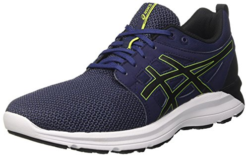 ASICS Unisex-Erwachsene Gel-Torrance T7J2N-4990 Sneaker, Mehrfarbig (Indigo 001), 41.5 EU