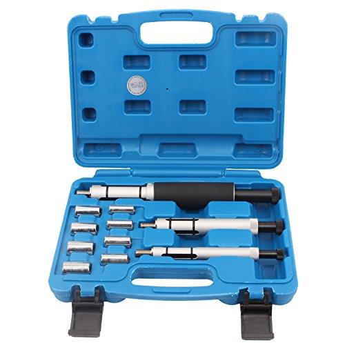 CCLIFE 11 tlg kupplungszentrierwerkzeug Kupplung Zentrierwerkzeug Zentrierdorn Werkzeug