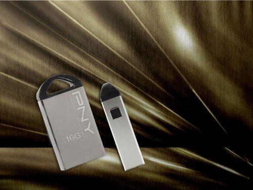 Pny M1 Attache USB 3.0 16GB Pen Drive (Silver)