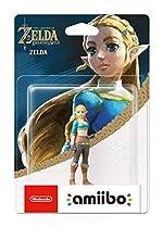 Amiibo The Legend of Zelda - Breath of the Wild Zelda
