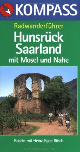 Kompass Radwanderführer, Hunsrück, Saarland