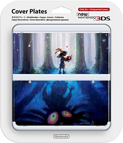 New Nintendo 3DS Zierblende 023 (Zelda Majora's Mask) (Legend Of Zelda 3ds-aufkleber)