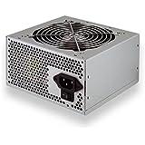 Nilox PSNI Netzteil PC Silber 600 W silber / schwarz