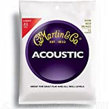 Martin 12-String Standard Bronze Acoustic Guitar Strings M190 12-54