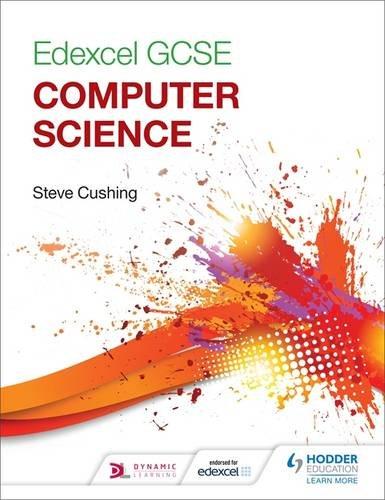 Edexcel GCSE Computer Science Student Book por Steve Cushing
