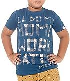 Menthol Boys Round Neck Tshirt (7-8 Year...
