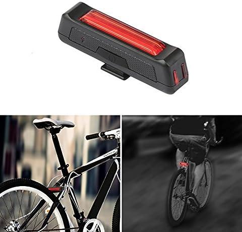 GPCT [batterie] LED pour vélo arrière du vélo. 6Effets de