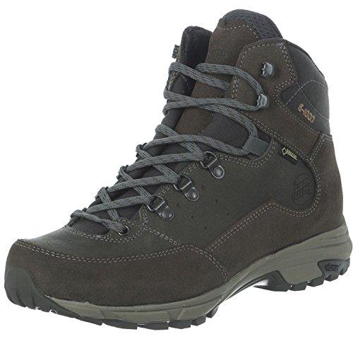 Hanwag Tudela Light GTX chaussures hiking Dark Grey - Asche