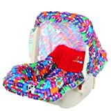 Sunbaby Baby Carry Cot (Multi Colored)