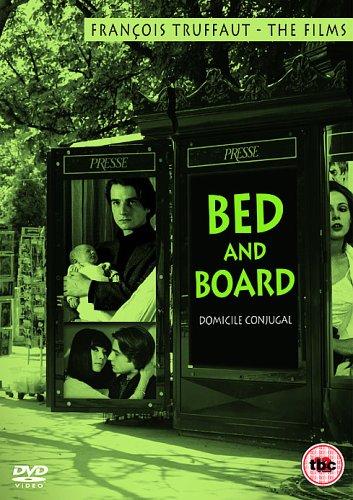 Bild von Bed and Board Domicile Conjugal [UK Import]