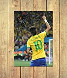 Star Prints Neymar - Brazil - PSG - Paris Saint Germain 5 -