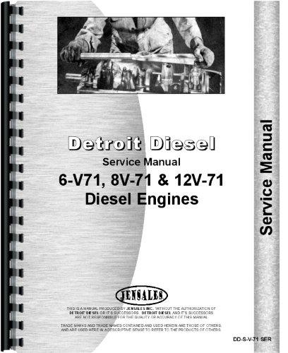 Wabco B-70 Elevating Scraper Detroit Diesel Engine for sale  Delivered anywhere in UK