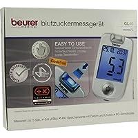 Preisvergleich für BEURER GL40 Blutzuckermessgerät mmol/l codefree 1 St