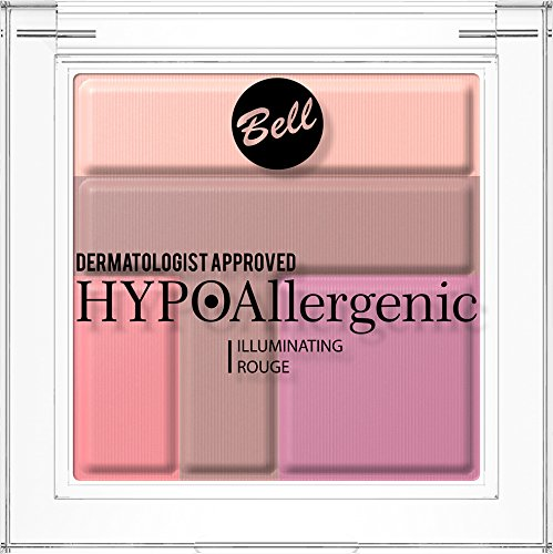 Bell HYPOAllergenic ILLUMINATING ROUGE POWDER No