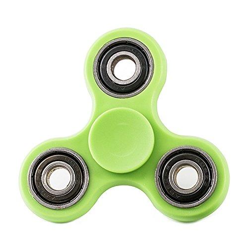 Preisvergleich Produktbild zappeln Spinner, mmtx tri-spinner Ultra Fast Kugellager Finger Spinner Hand Spinner Spielzeug für Killing Time, lindert Stress und Angst Tolles Geschenk für beige und Erwachsene