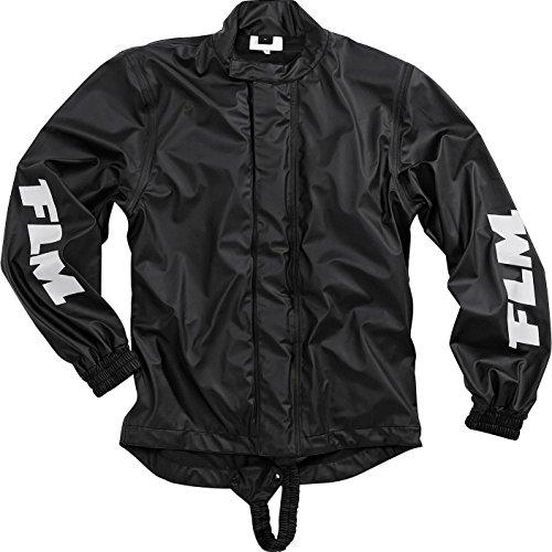 FLM Regenschutz, Regenjacke Sports Stretch-Regenjacke 1.0 schwarz L, Herren, Multipurpose, Ganzjährig, Textil