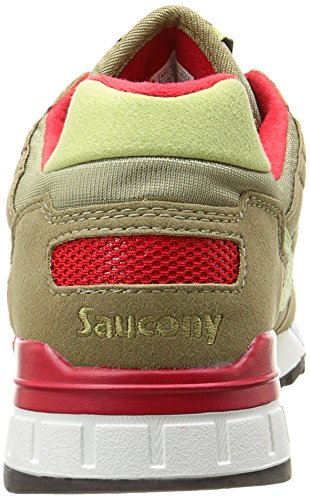Saucony Shadow 5000 Hommes Trainers Beige