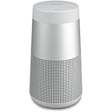 Bose SoundLink ® Revolve - Altavoz portátil con Bluetooth, color gris