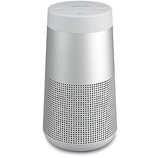 Bose SoundLink Revolve, tragbarer Bluetooth - Lautsprecher (mit kabellosem 360°-Surround-Sound), Silber (B06XNNZSD9) | Amazon price tracker / tracking, Amazon price history charts, Amazon price watches, Amazon price drop alerts