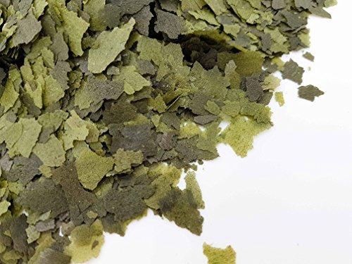 aironi Vegetable Flakes 50 g, 100 g, 200 g, 300 g, 500 g, 1 kg Tropical  Fish food Flake Cichlid Malawi Tetra