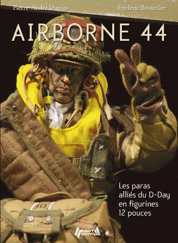Airborne 44 : les paras du D-Day en figurines 12 pouces