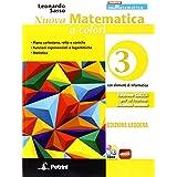 Nuova matematica a colori. Ediz. gialla leggera. Con e-book. Con espansione online. Per le Scuole superiori: 3