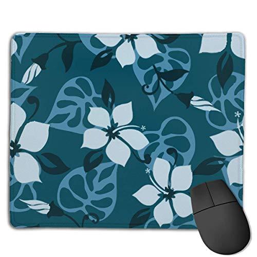 Hawaiian Style Flower High Speed Surface Desk Pad Gaming Mousepad (Maus-pad-hawaiian)