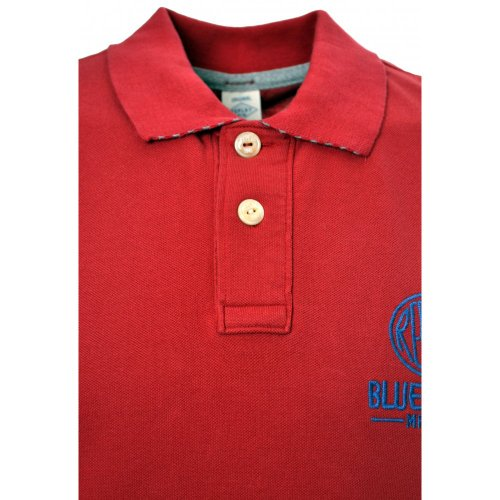 Replay Men's Replay Polo Shirt Red