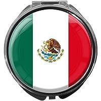 Pillendose/rund/Modell Leony/FLAGGE MEXIKO preisvergleich bei billige-tabletten.eu