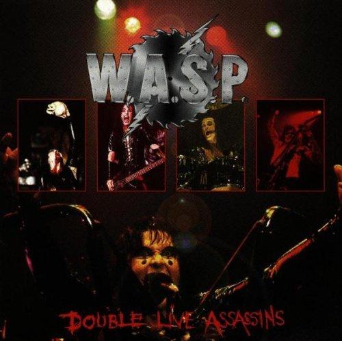 Double Live Assassins by W.A.S.P. (1998-08-02)