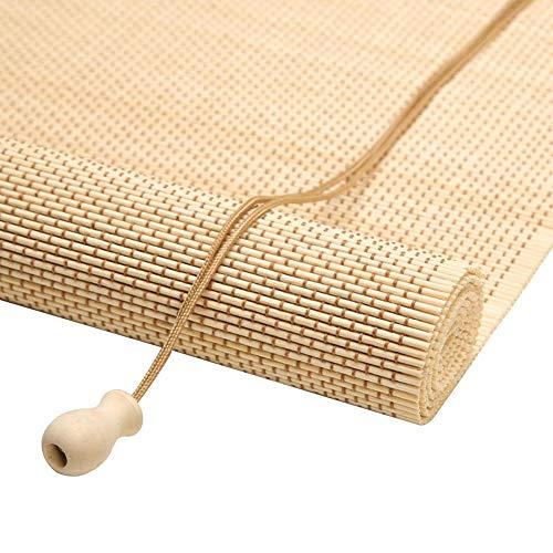 Persianas Enrollables De Bambú Vintage, con Cuerda De Tracción para Interiores/Exteriores (Ancho 90 Cm / 100 Cm / 110 Cm / 120 Cm) (Size : 120x240cm)