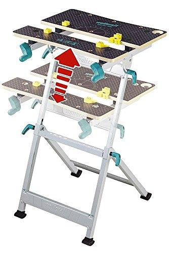 Polar-Uni Verstellbarer Werktisch Klappbar Master 600 Max. 120 Kg Spann- und Arbeitstisch