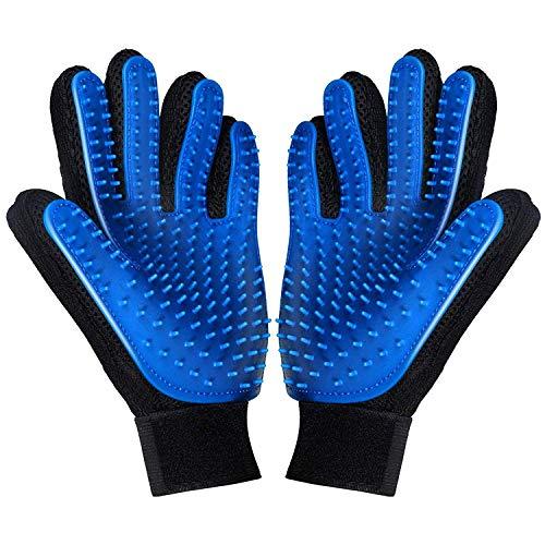 2 paquetes guantes aseo mascotas versión actualizada