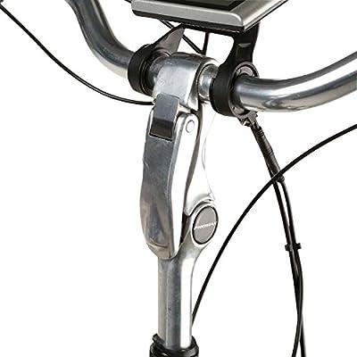 Alu-Elektro-Fahrrad »eluxe«, Damen, Akkuleistung 13 Ah, Reichweite ca. 100 km