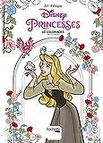 Disney Princesses - 60 coloriages anti-stress