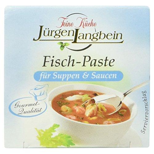 Jürgen Langbein Fisch-Paste, 50 g
