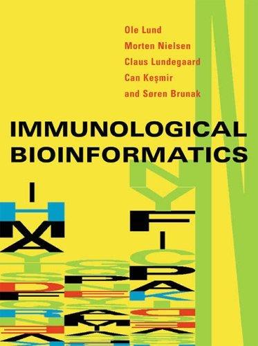 Immunological Bioinformatics (Computational Molecular Biology) by Ole Lund (22-Jul-2005) Hardcover