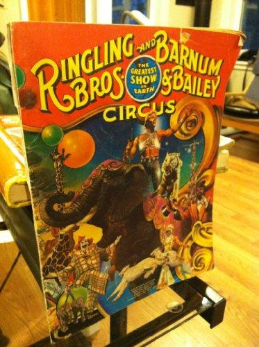 Ringling Bros. and Barnum & Bailey Circus: 111th Souvenir Program 1981 - Barnum & Bailey Circus-magazin