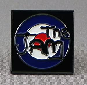 Metal Enamel Pin Badge Brooch The Jam