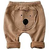 Vine Pantalones Bebé Pantalones De Chándal Unisexo Pantalones Deportivos Algodón Harem Joggers