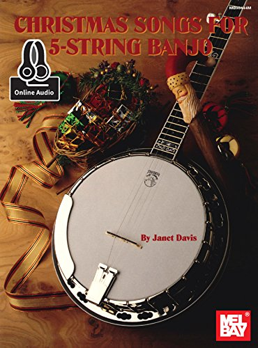Christmas Songs for 5-String Banjo (English Edition)