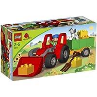 LEGO Duplo 5647 - Großer Traktor