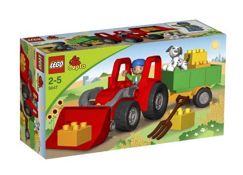 LEGO-DUPLO-LEGO-Ville-5647-Big-Tractor