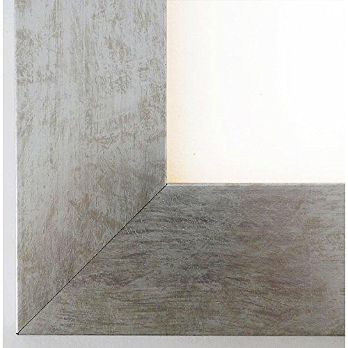 Bilderrahmen Silber - 9 x 13 cm - Modern - Alle Größen - handgefertigt - Galerie-Qualität - WRU -...