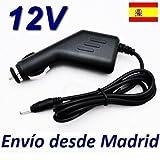 Cargador Coche Mechero 12V Reemplazo Reproductor DVD Saivod DVP-2CI Recambio Replacement
