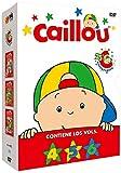 Pack Coleccion Caillou 25 Aniversario Vols  4+5+6 [DVD]