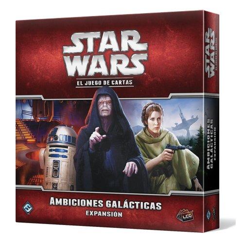 Star Wars: LCG - Ambiciones Galácticas, juego de cartas (Edge Entertainment EDGSWC30)
