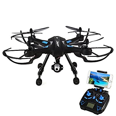 Dewang H26WH RC Quadcopter 2.4G 4CH 6-Axis Gyro Headless Mode With WIFI Camera